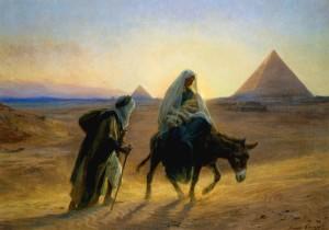 flight-to-egypt
