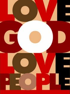 love God love people 2