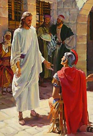 JesusAndCenturian