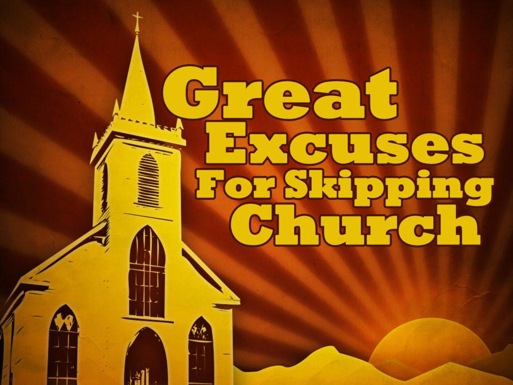 church-excuses