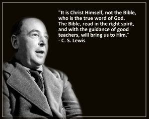 lewis-word of God
