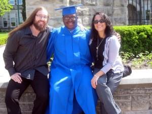 LaMar grad college