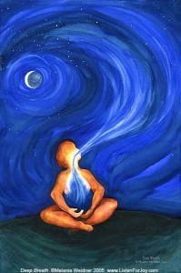 breathe in spirit