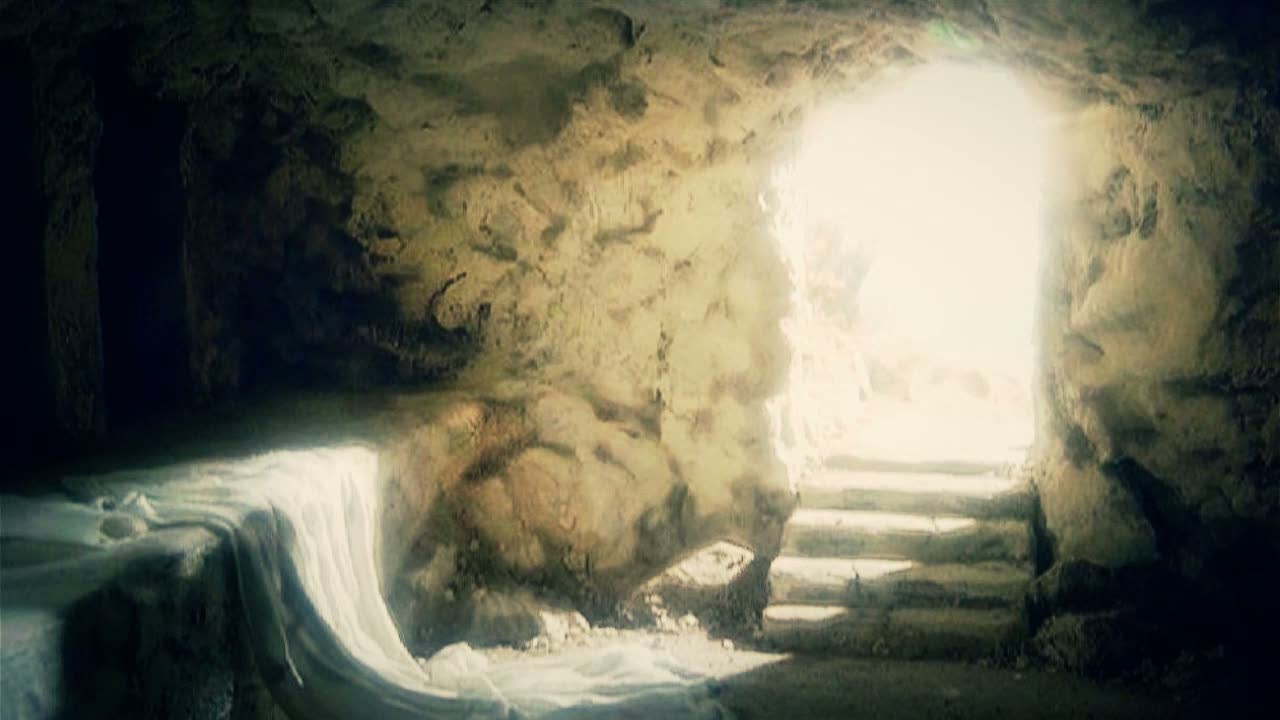 christian easter empty tomb - photo #11